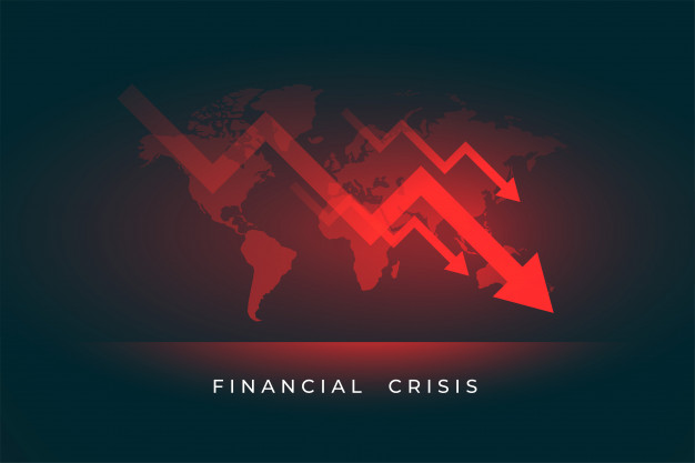 market downfall